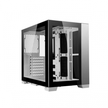 LIAN LI O11-DYNAMIC-MINI MID TOWER ATX CABINET (WHITE) (G99-011DMI-W-IN)