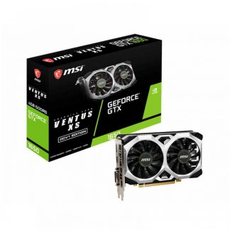 MSI GEFORCE GTX 1650 D6 VENTUS XS OCV1 4GB GDDR6 GRAPHICS CARD