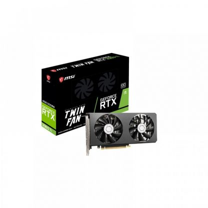 MSI GEFORCE RTX 3060 TI TWIN FAN OC 8GB GDDR6 GRAPHICS CARD