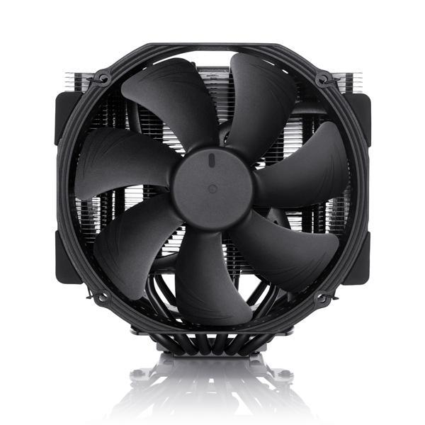 NOCTUA NH-D15 CHROMAX BLACK 140mm CPU AIR COOLER (NH-D15-CHROMAX-BLACK)