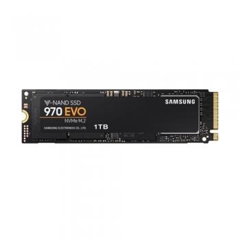SAMSUNG 970 EVO M.2 2280 1TB PCIe NVMe SSD (MZ-V7E1T0BW)