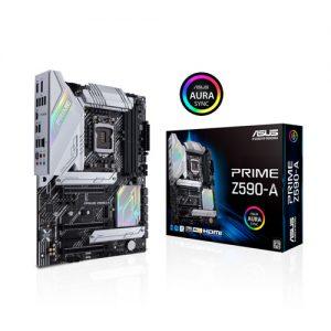 ASUS PRIME Z590-A INTEL LGA 1200 ATX MOTHERBAORD