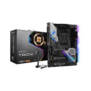 ASROCK X570 TAICHI (Wi-Fi) AMD AM4 ATX MOTHERBOARD