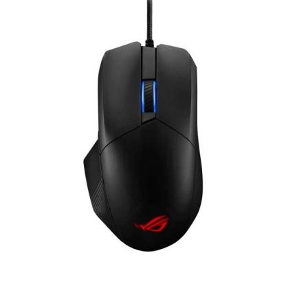 ASUS ROG CHAKRAM CORE ERGONOMIC WIRED GAMING MOUSE