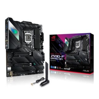 ASUS ROG STRIX Z590-F GAMING WIFI INTEL LGA 1200 MOTHERBOARD