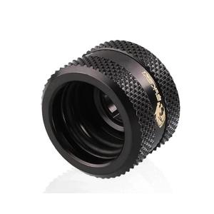 BYKSKI RIGID 16mm OD FITTING V2 (BLACK) (B-HTJV2-L16-BK)