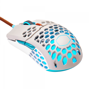 COOLER MASTER MM711 RETRO GAMING MOUSE (MM-711-GSOL1)