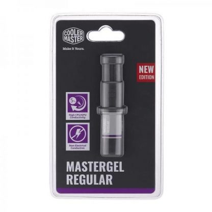 COOLER MASTER MASTERGEL REGULAR THERMAL GREASE (NEW EDITION) (MGX-ZOSG-N15M-R2)