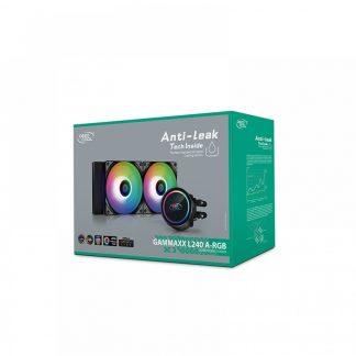 DEEPCOOL GAMMAXX L240 ARGB CPU LIQUID COOLER (DP-H24RF-GL240RGB)