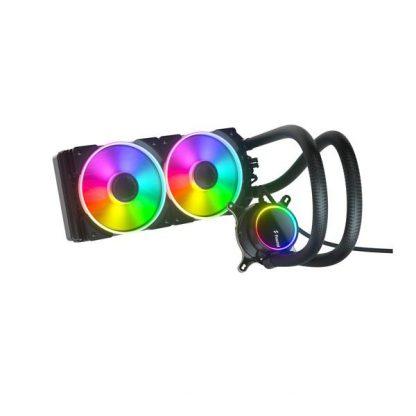 FRACTAL DESIGN CELSIUS+ S24 PRISMA ARGB CPU LIQUID COOLER (FD-W-2-S2402)