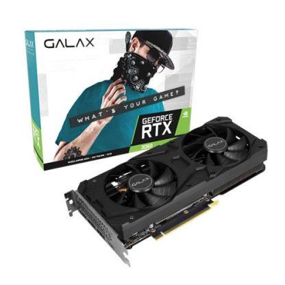 GALAX GEFORCE RTX 3060 (1-Click OC) 12GB GDDR6 GRAPHICS CARD (36NOL7MD1VOC)