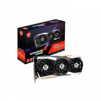 MSI RADEON RX 6800 XT GAMING X TRIO 16GB GDDR6 GRAPHICS CARD