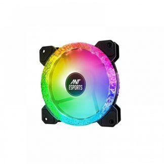 ANT ESPORTS ROYALEFLOW 120 AUTO RGB 1200 RPM CABINET FAN