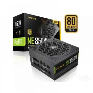 ANTEC NEOECO 850W 80 PLUS GOLD CERTIFIED FULL MODULAR GAMING POWER SUPPLY (NEO850 GOLD)