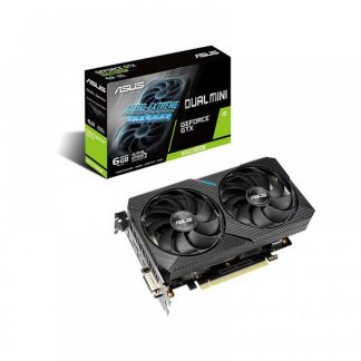 ASUS GEFORCE GTX 1660 SUPER 6GB GDDR6 GRAPHICS CARD (DUAL-GTX1660S-O6G-MINI)