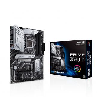 ASUS PRIME Z590-P INTEL LGA 1200 ATX MOTHERBOARD