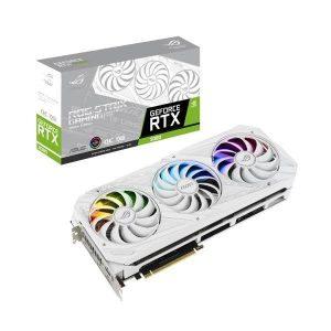 ASUS ROG STRIX RTX 3080 WHITE OC 10GB GRAPHICS CARD
