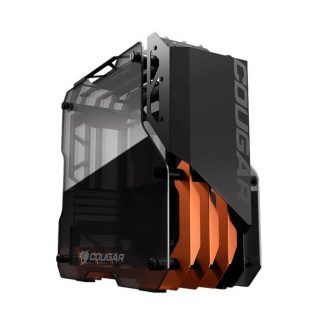COUGAR BLAZER ESSENCE ATX MID TOWER CABINET (BLACK) (CGR-5LMHO)