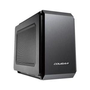 COUGAR QBX M-ITX MINI TOWER CABINET (BLACK) (CGR-8M02B)