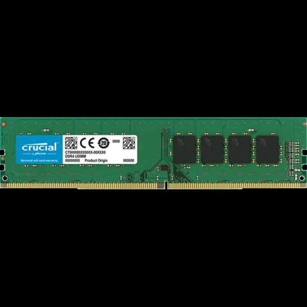 CRUCIAL 16GB DDR4 2666 MHz PC4-21300 Desktop RAM (CB16GU2666)