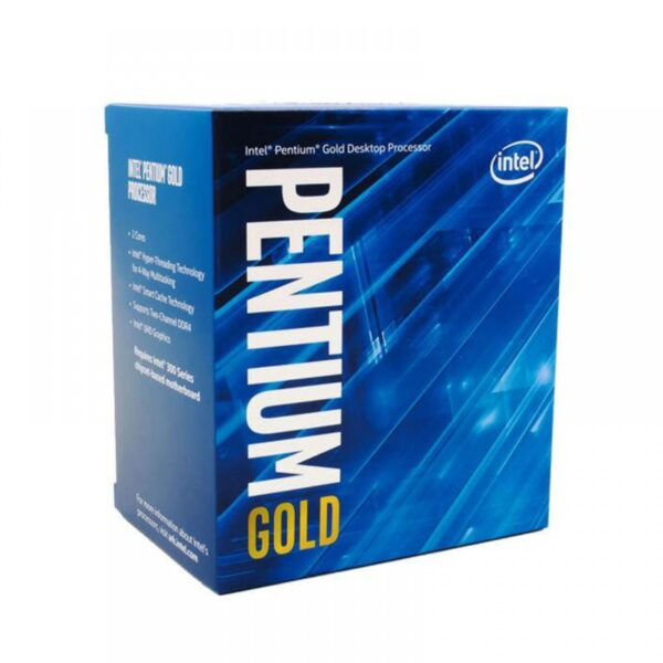 INTEL PENTIUM GOLD PROCESSOR G5420 (4M CACHE, 3.8 GHZ) (BX80684G5420)