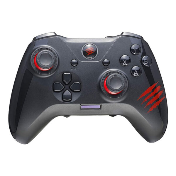 MAD CATZ THE AUTHENTIC C.A.T. 7 WIRED GAMING CONTROLLER (GCPCCAINBL000-0)