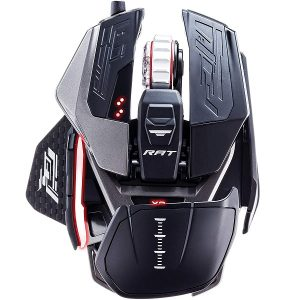 MAD CATZ THE AUTHENTIC R.A.T. PRO X3 OPTICAL RGB WIRED GAMING MOUSE (MR05DCINBL001-0 / MR05DCAMWH001-0)