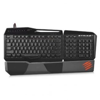 MAD CATZ THE AUTHENTIC S.T.R.I.K.E. 13 GAMING KEYBOARD (KS13MRUSBL001-0-1)