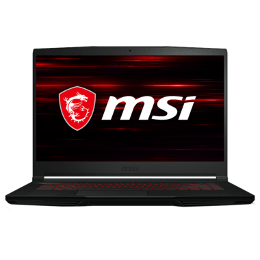 MSI GF63 THIN (10SCSR-660IN) CORE i7 10th GEN WINDOWS 10 HOME GAMING LAPTOP