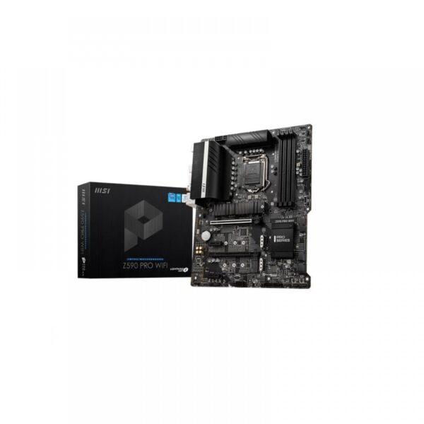 MSI Z590 PRO WIFI INTEL LGA 1200 ATX MOTHERBOARD