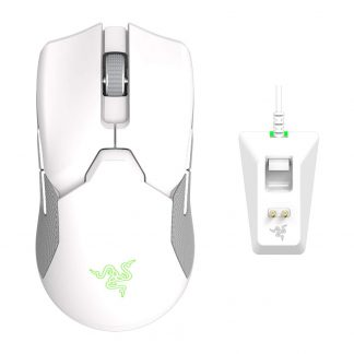 RAZER VIPER ULTIMATE WIRELESS GAMING MOUSE WITH RGB CHARGING DOCK (RZ01-03050400-R3M1)