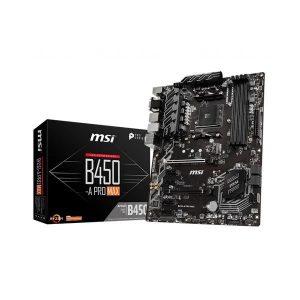 MSI B450-A PRO MAX AMD AM4 MOTHERBOARD