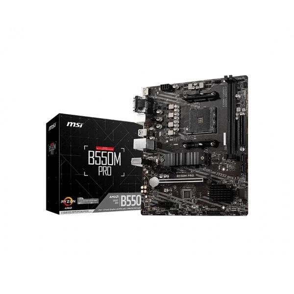 MSI B550M Pro
