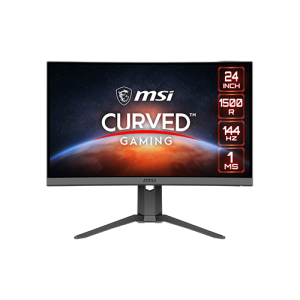 MSI OPTIX G24C6P 23.8 INCH 144HZ 1500R CURVED GAMING MONITOR