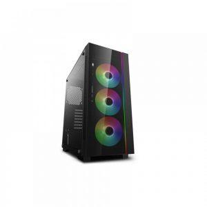 DEEPCOOL MATREXX 55 V3 ADD RGB 3F EATX MID TOWER CABINET (DP-ATX-MATREXX55V3-AR-3F)