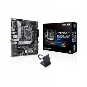 ASUS PRIME H510M-A WIFI LGA1200 MATX MOTHERBOARD