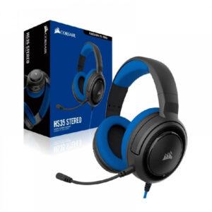 CORSAIR HS35 STEREO GAMING HEADSET - BLUE (CA-9011196-AP)
