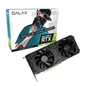 GALAX GEFORCE RTX 3060 TI (1-CLICK OC) LHR 8GB GRAPHICS CARD (36ISL6MD1VQW)