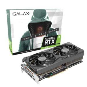 GALAX RTX 3070 LHR (1-CLICK OC) 8GB GRAPHICS CARD