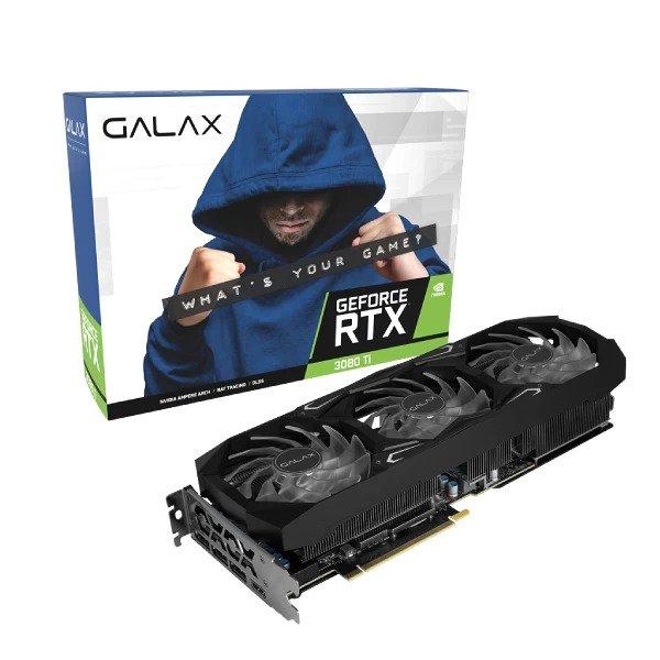 GALAX RTX 3080 TI SG (1-CLIP BOOSTER) 12GB GRAPHICS CARD