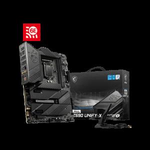MSI MEG Z590 UNIFY-X LGA1200 ATX MOTHERBOARD
