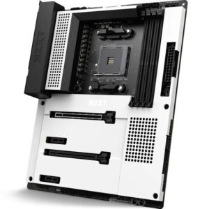 NZXT N7 B550 AMD AM4 MOTHERBOARD WITH WIFI & NZXT CAM