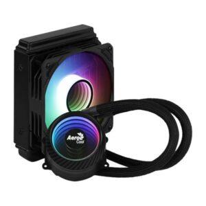 AEROCOOL MIRAGE L120 ARGB 120mm CPU LIQUID COOLER (BLACK)