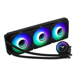 AEROCOOL MIRAGE L360 ARGB 360mm CPU LIQUID COOLER (BLACK)