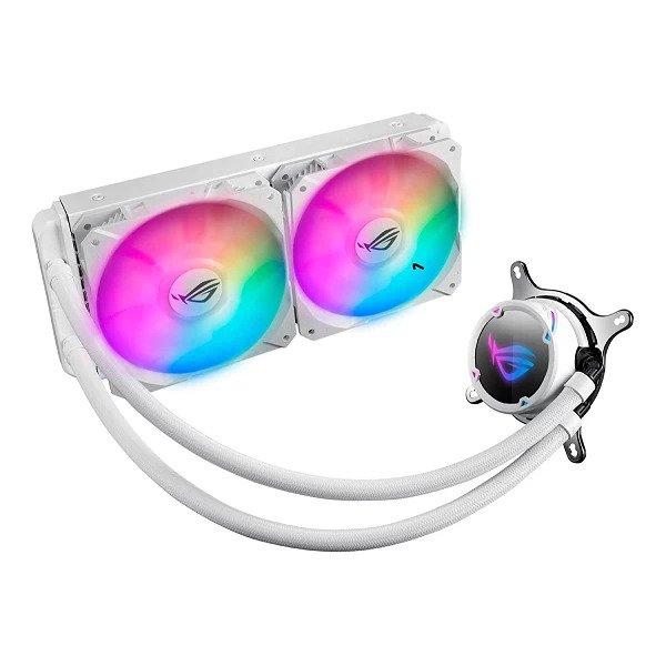 ASUS ROG STRIX LC 240 RGB WHITE EDITION CPU LIQUID COOLER