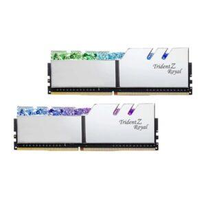 G.Skill Trident Z Royal 32GB (16GBx2) DDR4 3200MHz RGB