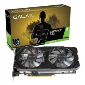 GALAX GTX 1660 TI (1 CLICK OC) 6GB GDDR6 GRAPHICS CARD (60IRL7DSY91C)