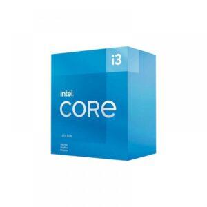 INTEL CORE I3-10105F PROCESSOR (6M CACHE, UP TO 4.40 GHZ)