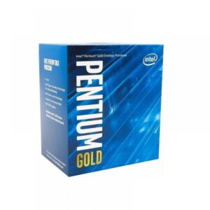INTEL PENTIUM GOLD G6405 PROCESSOR (4M CACHE, 4.10 GHZ) (BX80701G6405)