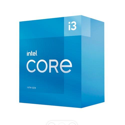 INTEL CORE i3-10105 3.7 GHz QUAD-CORE LGA 1200 PROCESSOR(BX8070110105)